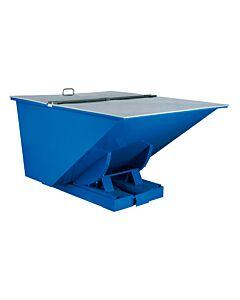 Lokk for std tippcontainer