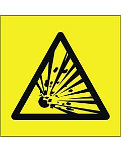 Skilt Advarsel