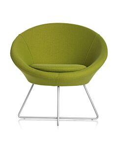 Paris stol Limegrønn